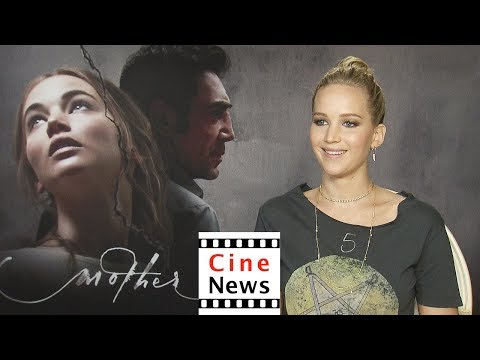 Mother! Interview: Jennifer Lawrence