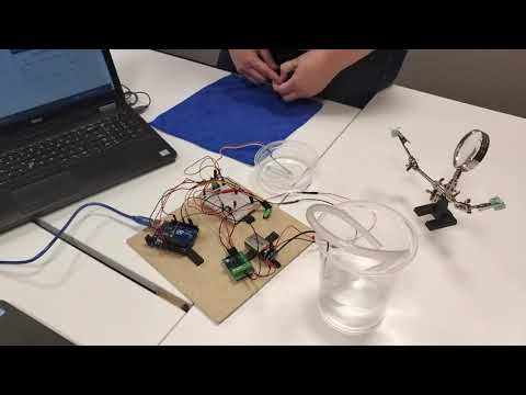 Smart Irrigation System using IoT - for Skyfi Labs online course - by  Lupita Torres