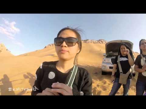 #KaliTravels: Adventure @ Dubai Desert Safari