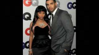 Drake Ft. Nicki Minaj - Up All Night - Thank Me Later (Lyrics)