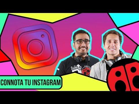 Connota tu instagram - Yandy Pascualina - Radio Carolina