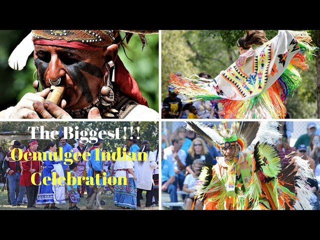 Ocmulgee Indian Celebration largest Native American Gathering