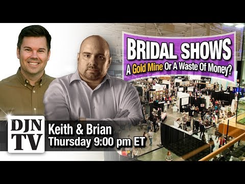 Bridal Shows: A Gold Mine Or A Waste Of Money Running Your DJ Business KC KoKoruz Brian Buonassissi