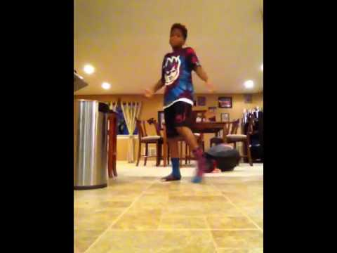 Neff the kidd|Ayo and Teo-Rolex(Steve Aoki Remix) Dance video