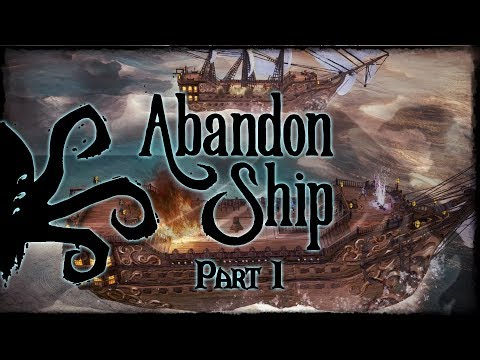 ABANDON SHIP PREVIEW | FTL ON THE SEA Part 1 - Let's Play Gameplay