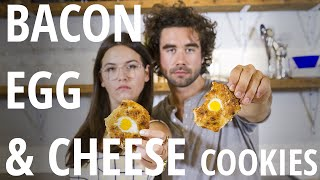 Make It Into a Cookie: Bacon, Egg and Cheese with Gabe Kennedy