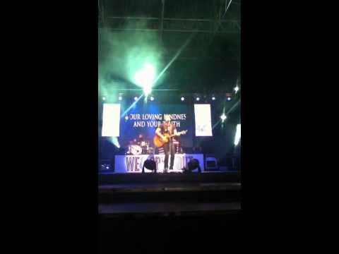 Jeremy Camp: We Cry Out Live Atlanta Fest 2012