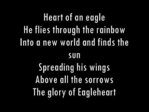 STRATOVARIUS LYRICS - EAGLEHEART