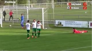 Футболист через себя КРАСИВО забил гол в собственные ворота