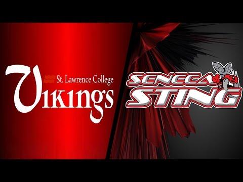BB SLC Vikings vs. Seneca College
