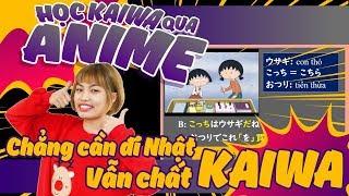 """Học giao tiếp tiếng Nhật qua phim anime [phần 2/10] - Mẫu câu """" ~ thế mà """""""