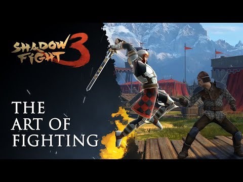 Shadow Fight 3: The Art of Fighting