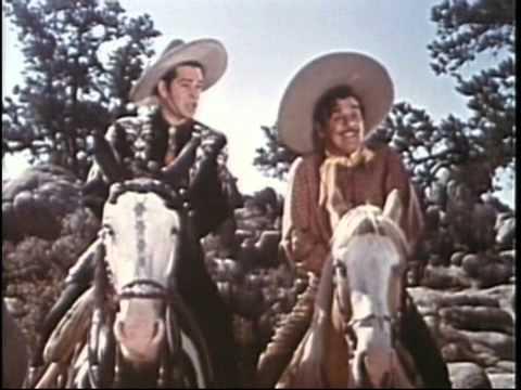 Cisco Kid The Old Bum full episode