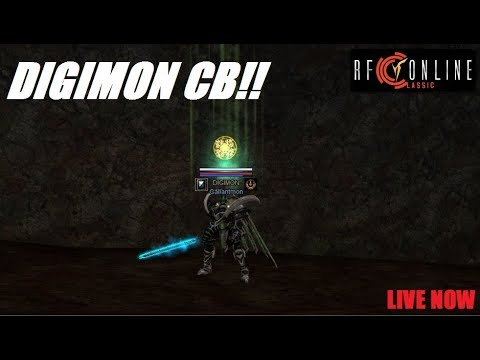 [LIVE] DIGIMON CENDOL !!!! - ACCRETIA RF CLASSIC INDONESIA SERVER LUNAR