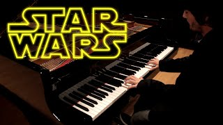Star Wars : Main Theme for Virtuosic Piano Solo | Leiki Ueda