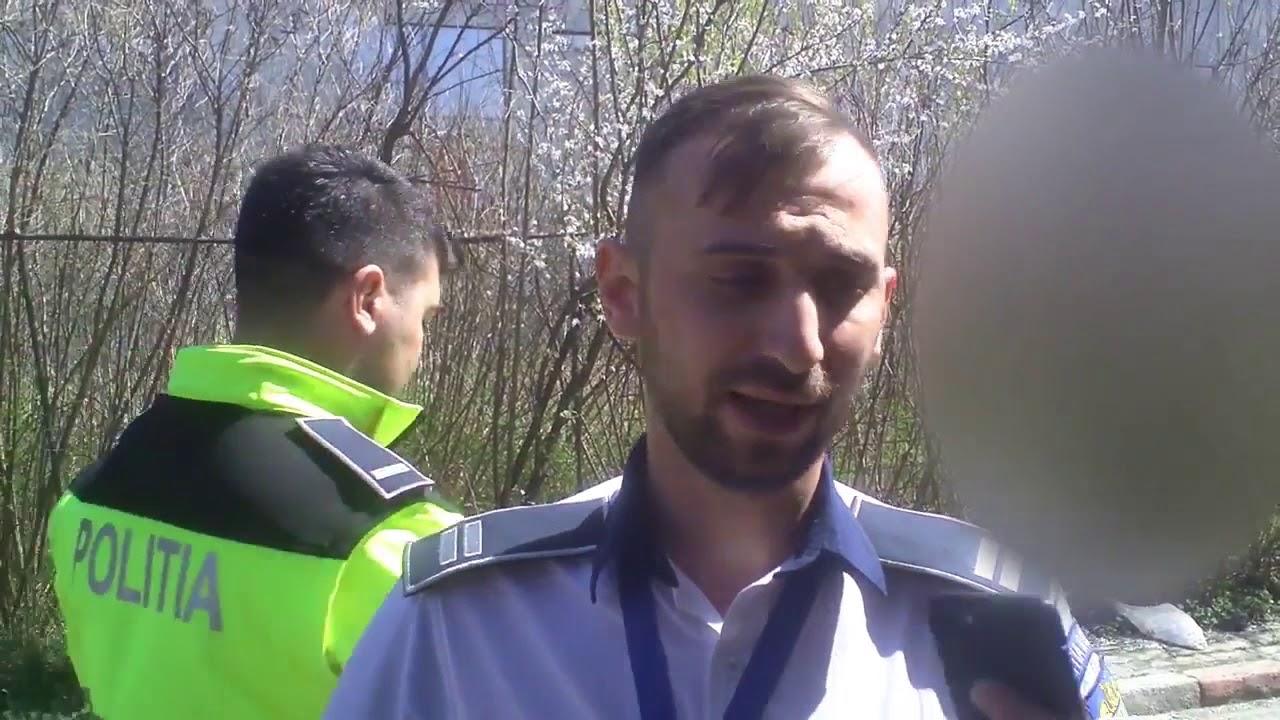 Poliția din Voluntari se face de rîs, dă amendă pentru filmare - Curaj.TV