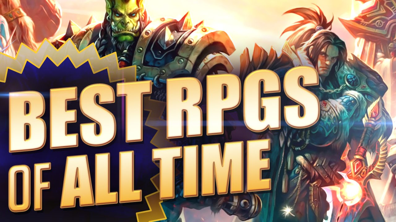 10 Of The Best Rpg Games Of All Time Youtube