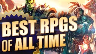 10 of the Best RPG Games of all Time