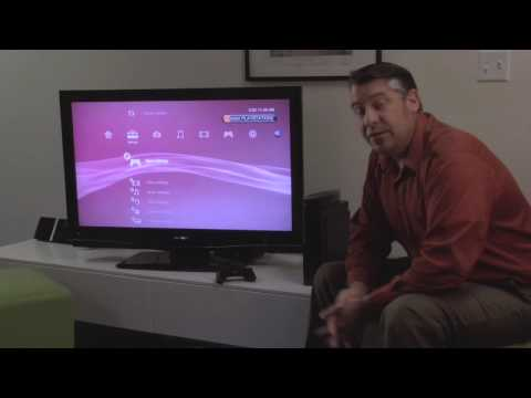 Basic Tutorial 2: How to Set Up Sony PlayStation 3 on Home Network & Stream Media with TwonkyMedia