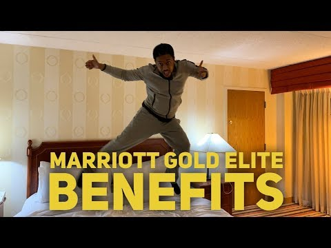Why You NEED Status At Hotels: Marriott Gold Elite Status