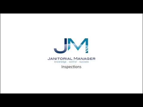 Inspections - Janitorial Manager