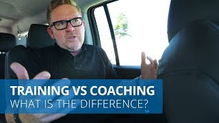 What is the Difference Between Training and Coaching?   Tom Ferry