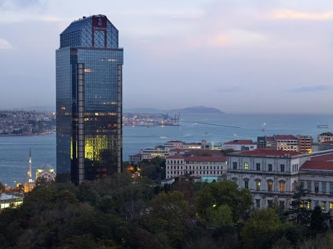 The Ritz Carlton, Istanbul at the Bosphorus, Istanbul, Turkey