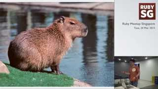 Automating Tasks with Capybara in PayPal - Ruby SG Meetup