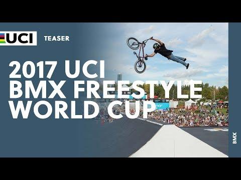 2017 UCI BMX Freestyle World Cup