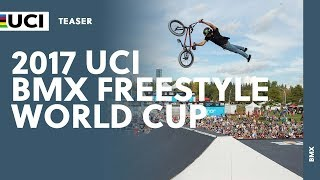 2017 UCI BMX Freestyle World Cup