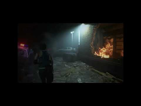 #Shorts Wanna fight with me? : Nemesis Resident Evil 3 Pc game thumbnail