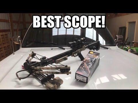Leapers UTG 4x32 Scope: Built to Last A Lifetime - CrossBowLife