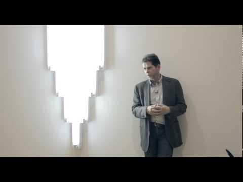 As escolhas dos críticos: Dan Flavin por João Pinharanda   Museu Coleção Berardo