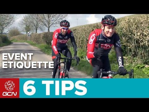 6 Etiquette Tips For Gran Fondos & Sportives