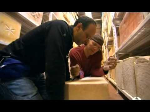 La tumba perdida de Jesus. Documental 2007 Parte 4