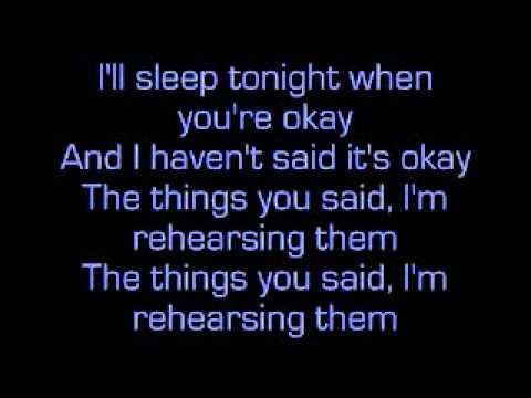Bury Your Head - Saosin +Lyrics