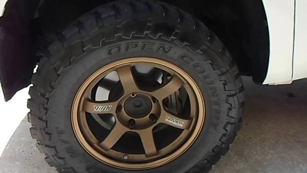 2012 Toyota Tundra Double Cab 2WD Total Chaos Lift Kit