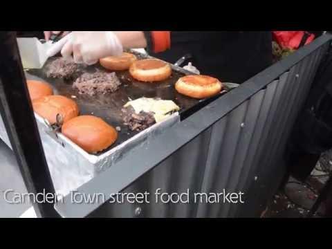London Street Food |  London  | Travel | Documentary | HD | England