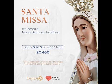 Santa Missa - 13/10/2020 - 20h - Pe. Bruno
