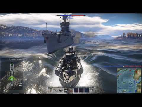 War Thunder Ita Italian Navy Light Cruisers Bartolomeo Colleoni