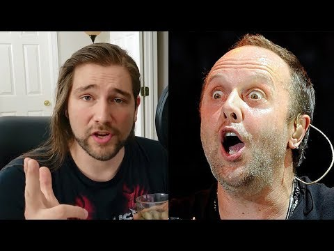 Does Lars Deserve the Hate?!   Ask a Music Snob #8