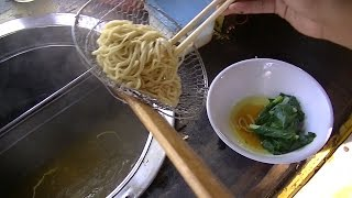 Jakarta Street Food 455  Mr.Uncle Chicken Noodles Mie Ayam Pa De dari Solo BR TiVi 33073