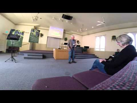 Discovery Christian Church of Bend, OR - Sermon about disciples at the sermon on the mount