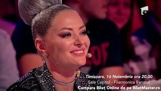 Maria Popovici - Stand-Up Comedy în Timisoara - 16 Noiembrie