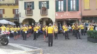 San Vito, la Nuova Filarmonica Omegnese