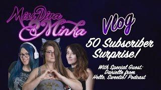 50 Subscriber Surprise! - Vlog