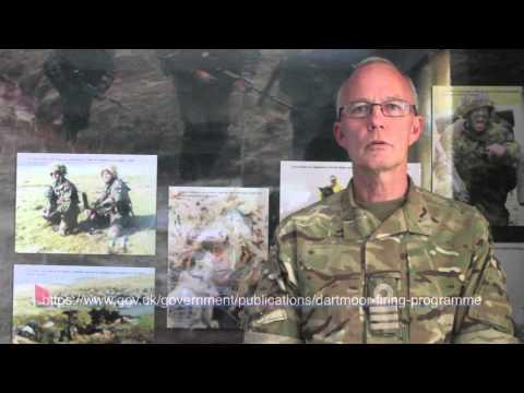 Introduction to Dartmoor Training Area