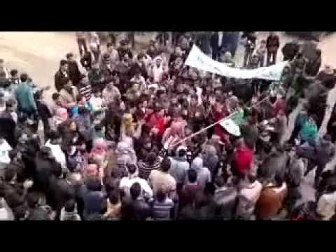 30 12 Hama أوغاريت حماة حي الظاهرية , مظاهرات جمعة الزحف الى ساحات الحرية