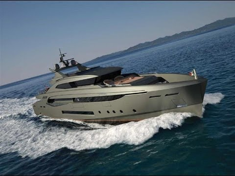 Mondo Marine M50 GTO by Luca Dini