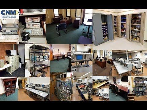 704 CNMCC Test & Measurement Laboratory & Contents Online Auction